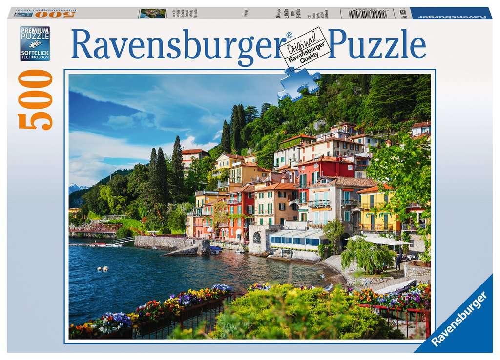 RAVENSBURGER  LAGO DI COMO, ITALIA 14756