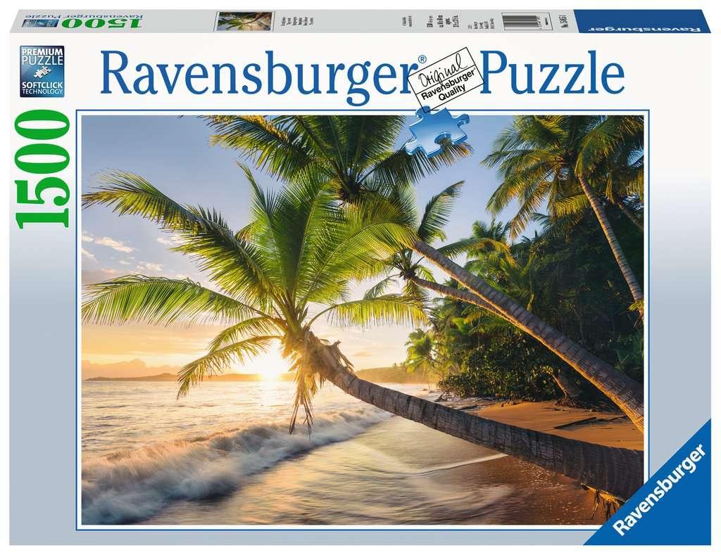 RAVENSBURGER  SPIAGGIA SEGRETA 15015