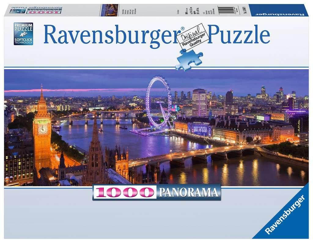 RAVENSBURGER PANORAMA: LONDRA DI NOTTE 15064