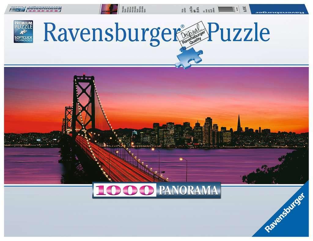 RAVENSBURGER  PANORAMA: SAN FRANCISCO 15104