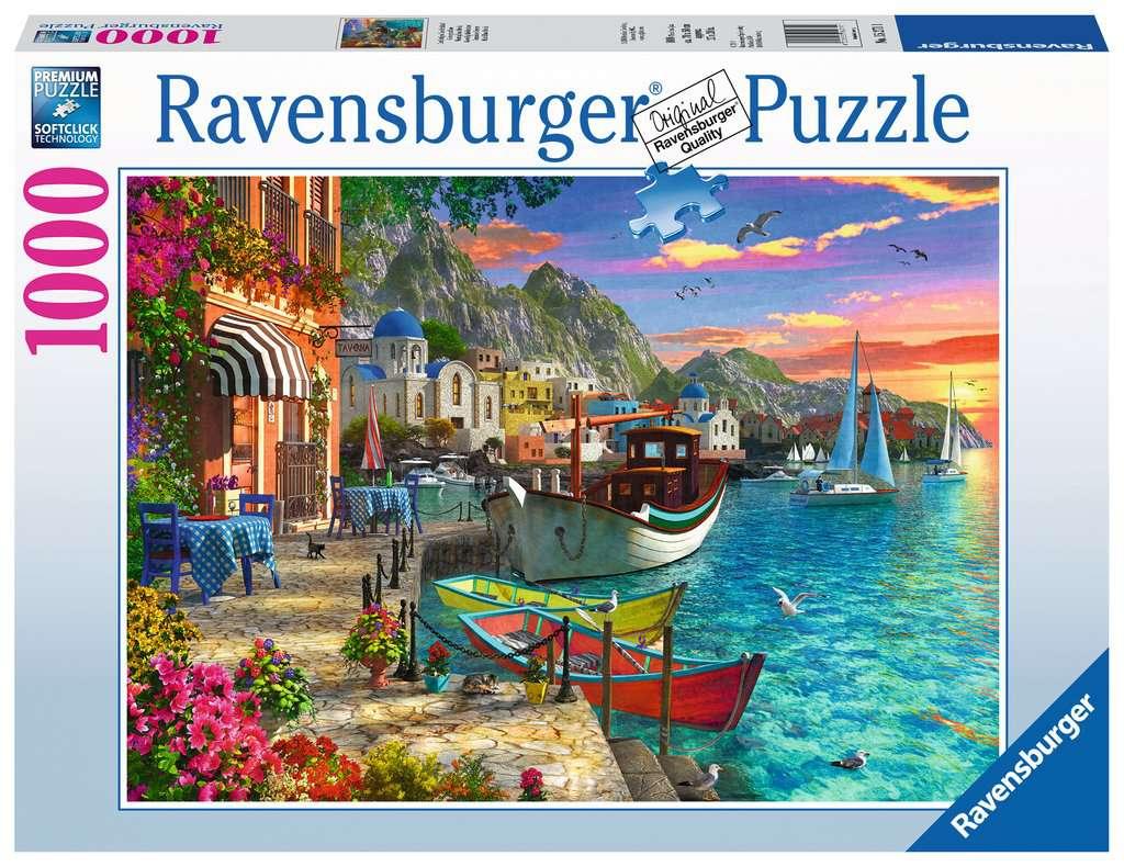 RAVENSBURGER  MERAVIGLIOSA GRECIA 15271