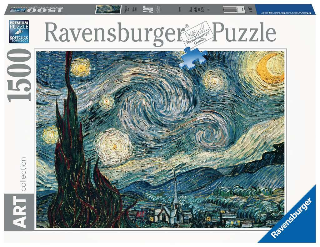 RAVENSBURGER  VAN GOGH: NOTTE STELLATA 16207