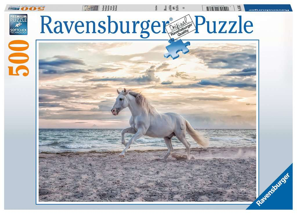 RAVENSBURGER  CAVALLO IN SPIAGGIA 16586