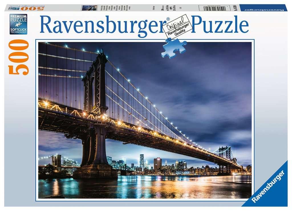 RAVENSBURGER  NEW YORK 16589