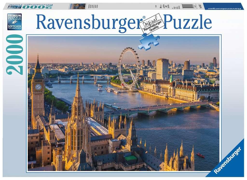 RAVENSBURGER  ATMOSFERA LONDINESE 16627