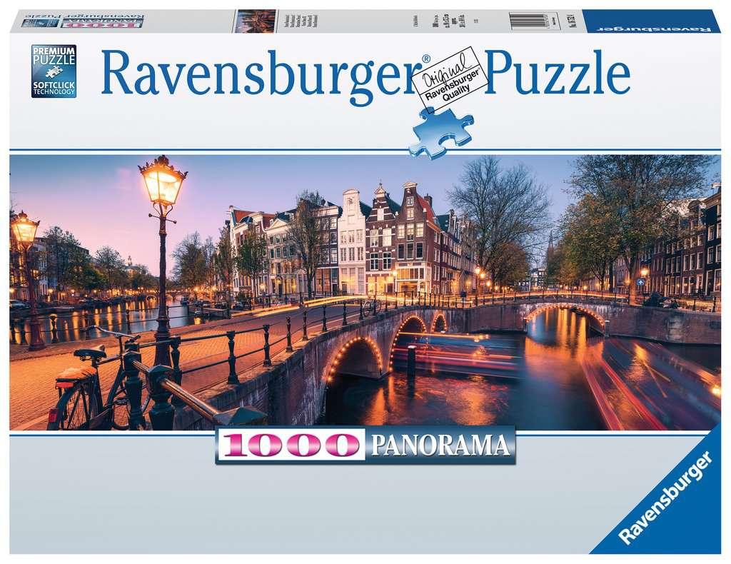 RAVENSBURGER  UNA SERA AD AMSTERDAM 16752