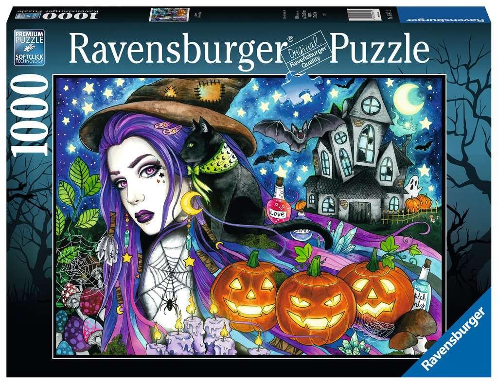 RAVENSBURGER  HALLOWEEN 2 16871