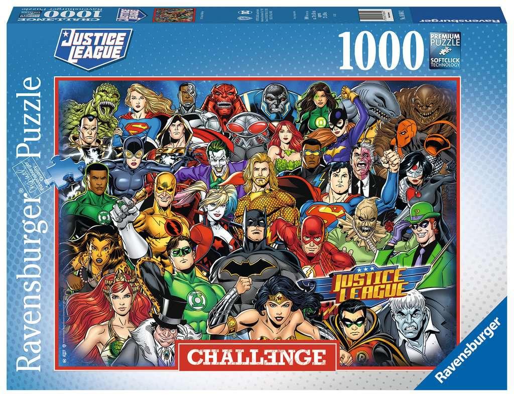 RAVENSBURGER  DC COMICS CHALLENGE 16884
