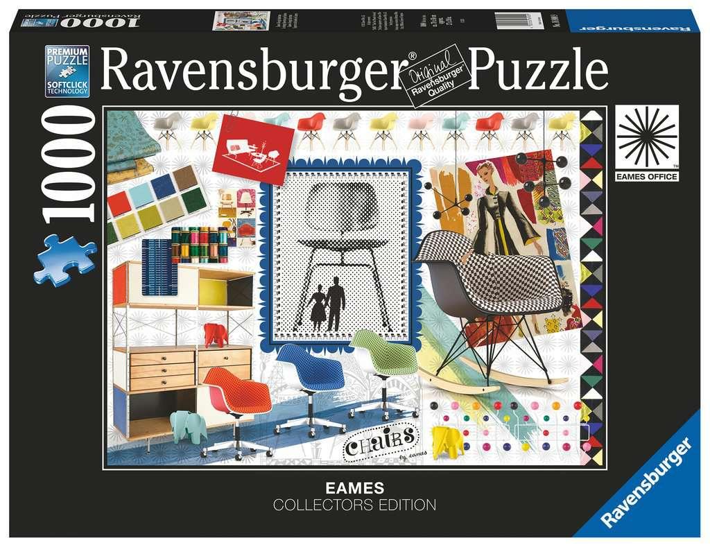 RAVENSBURGER  EAMES DESIGN SPECTRUM 16900