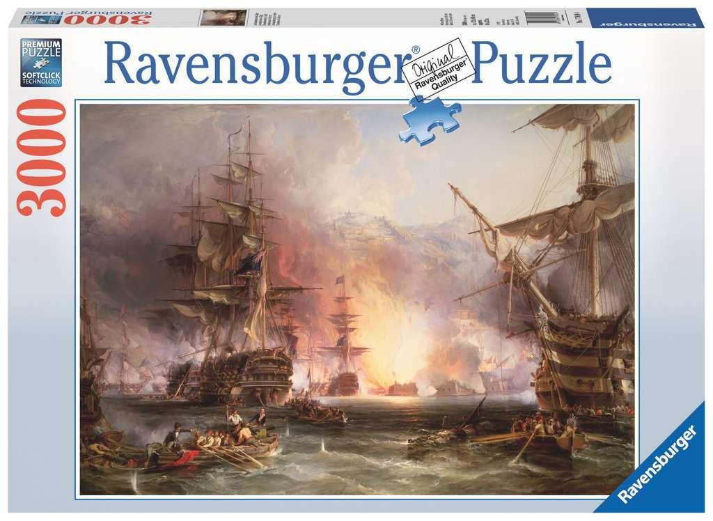 RAVENSBURGER  BOMBARDAMENTO DI ALGERI 17010