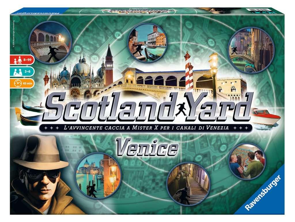 RAVENSBURGER  SCOTLAND YARD VENICE 26794