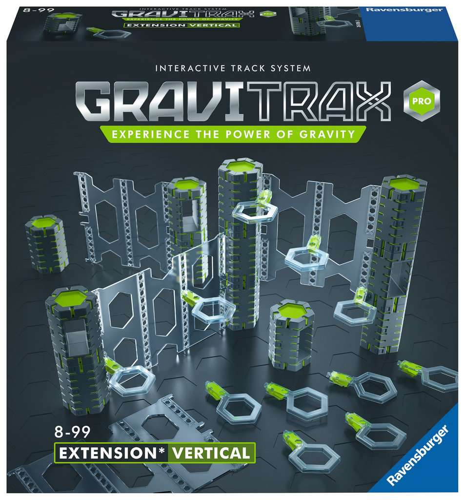 RAVENSBURGER GRAVITRAX PRO EXTENSION VERTICAL 26816