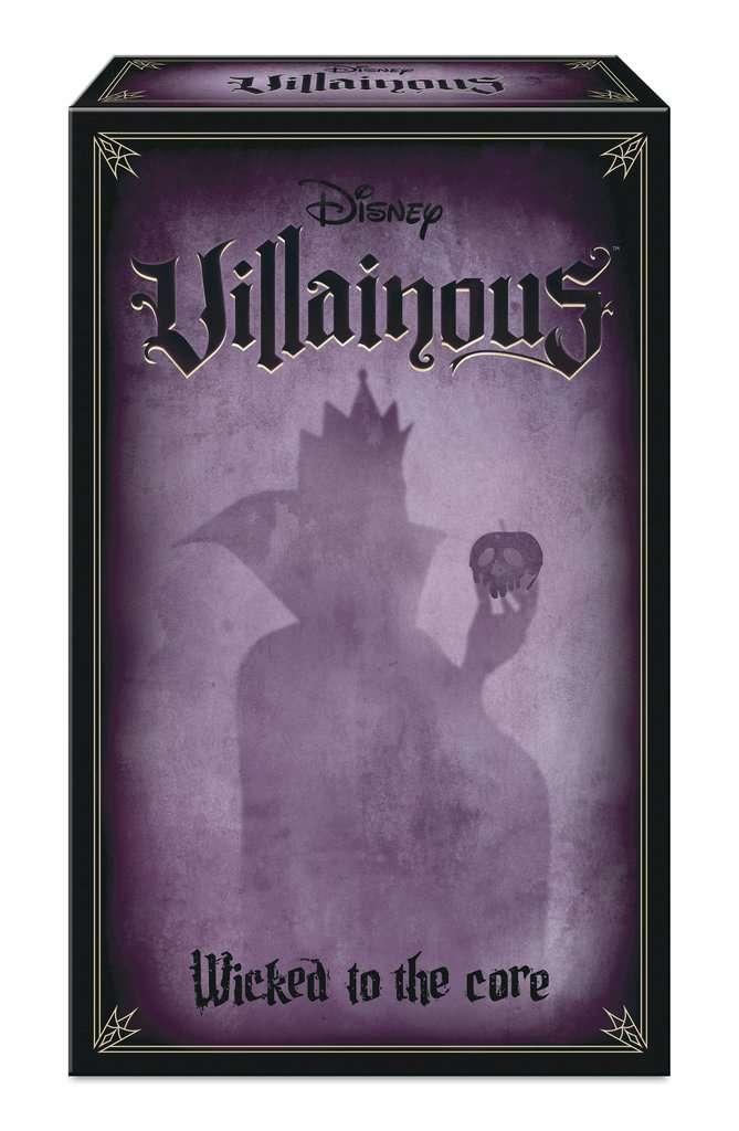 RAVENSBURGER  DISNEY VILLAINOUS WICKED TO THE CORE 26856