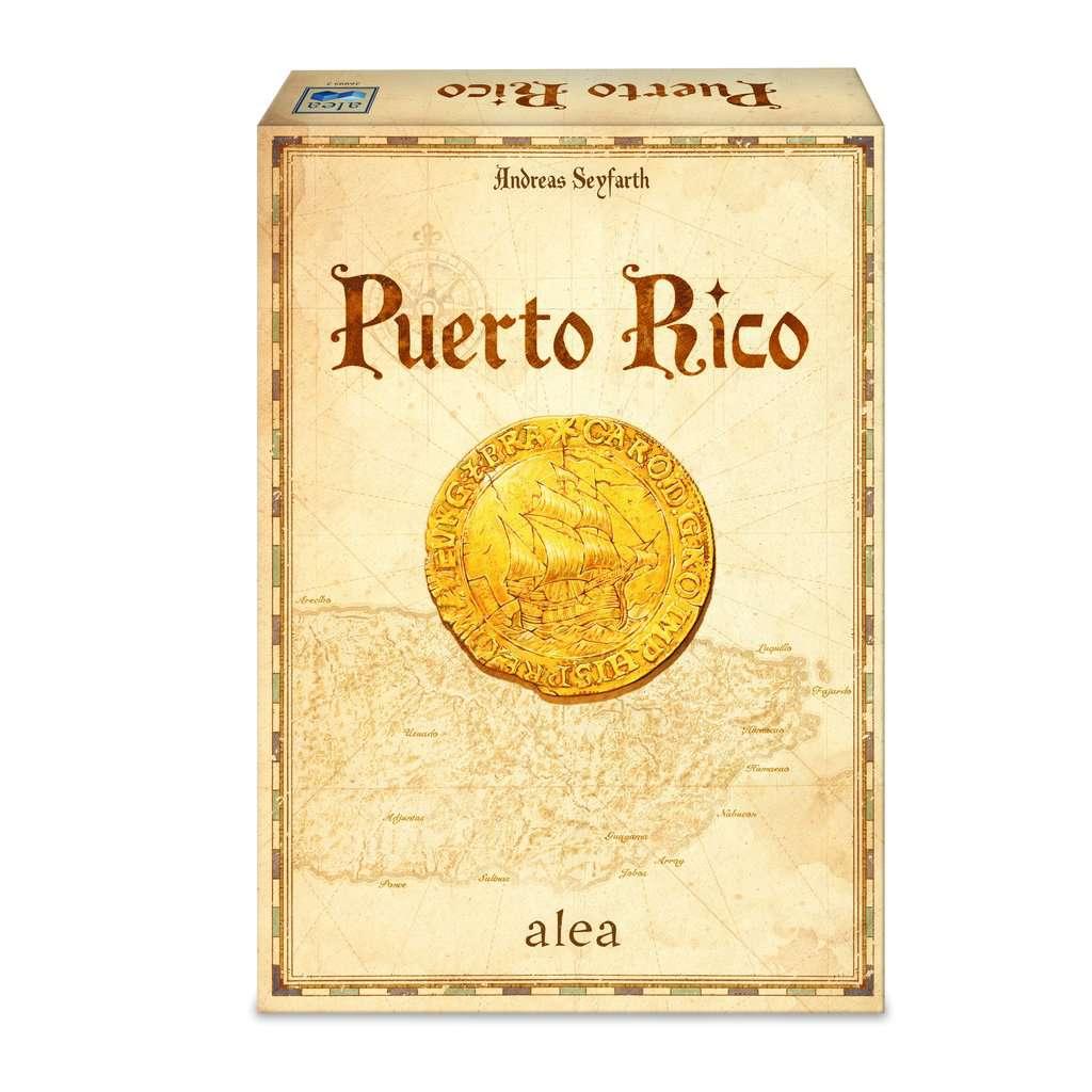 RAVENSBURGER  PUERTO RICO 26928