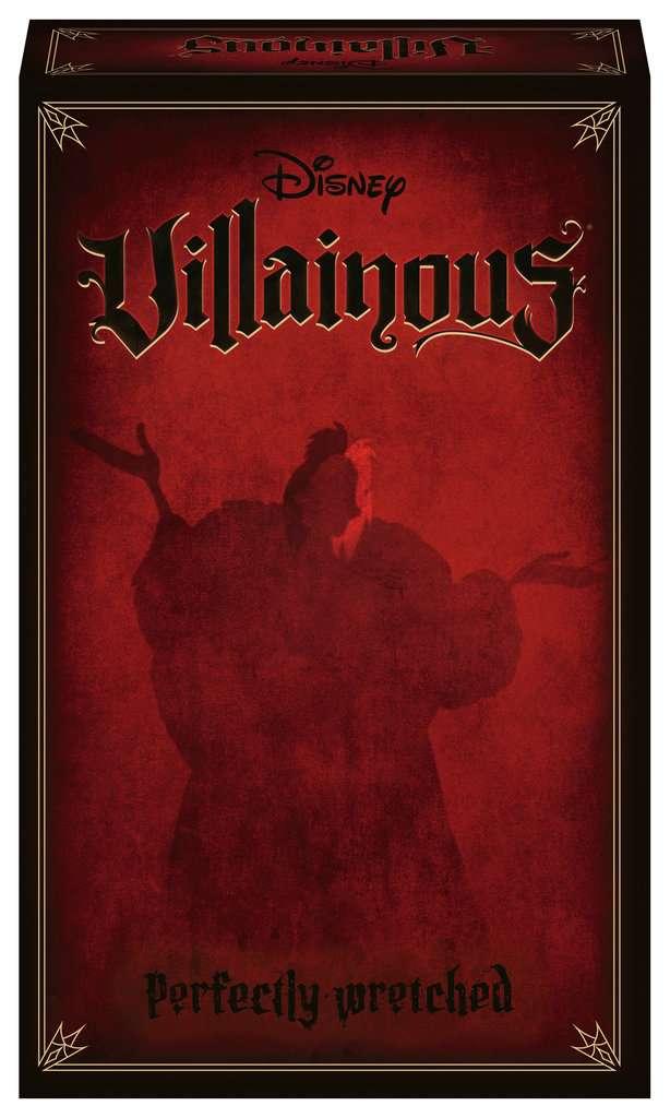RAVENSBURGER  DISNEY VILLAINOUS PERFECTLY WRETCHED 26930