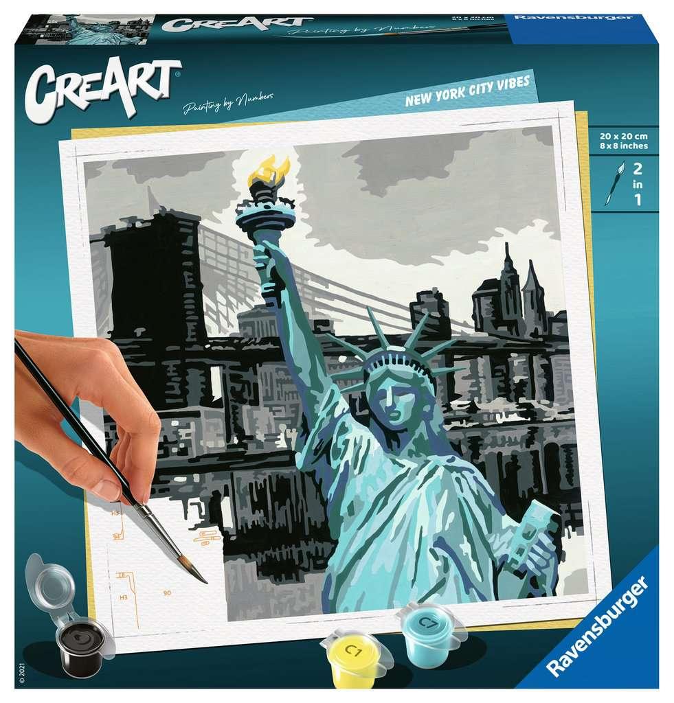 RAVENSBURGER  CREART SERIE - NEW YORK 28998