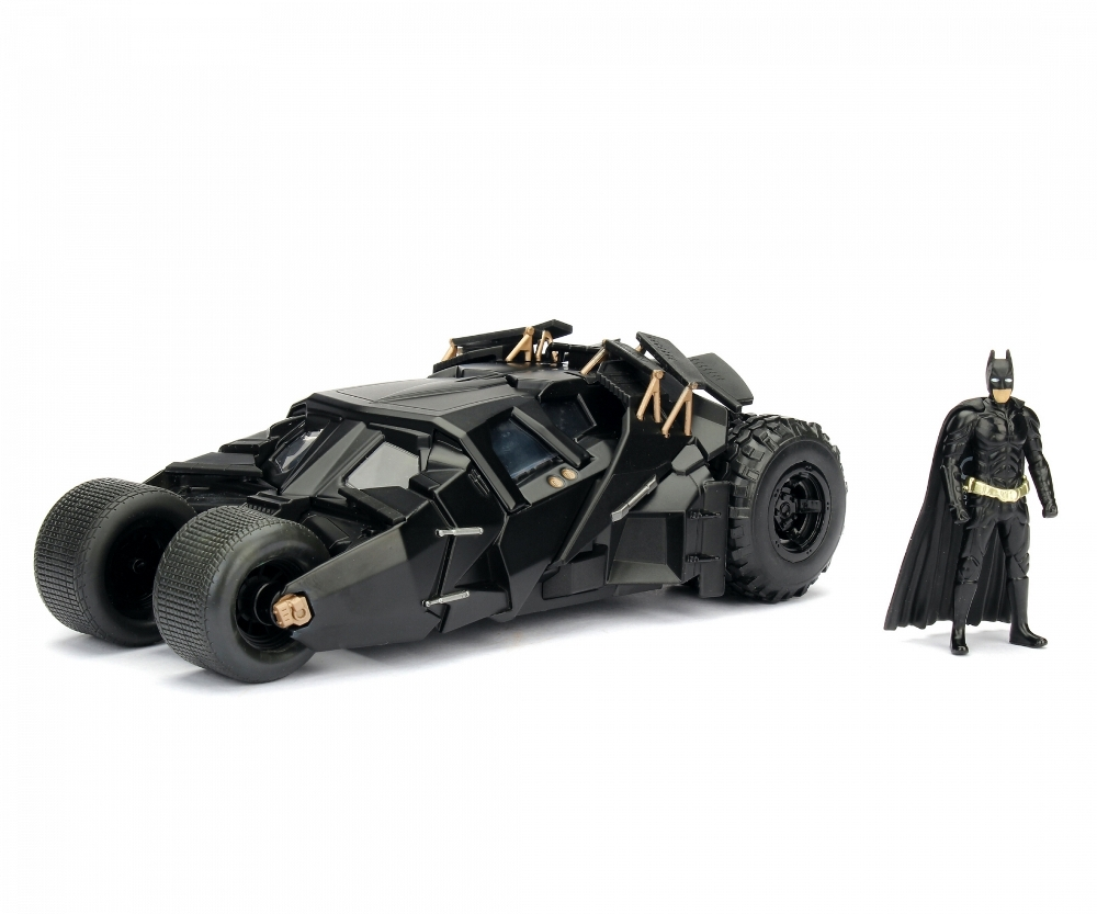 JADA BATMAN THE DARK KNIGHT BATMOBILE 215005
