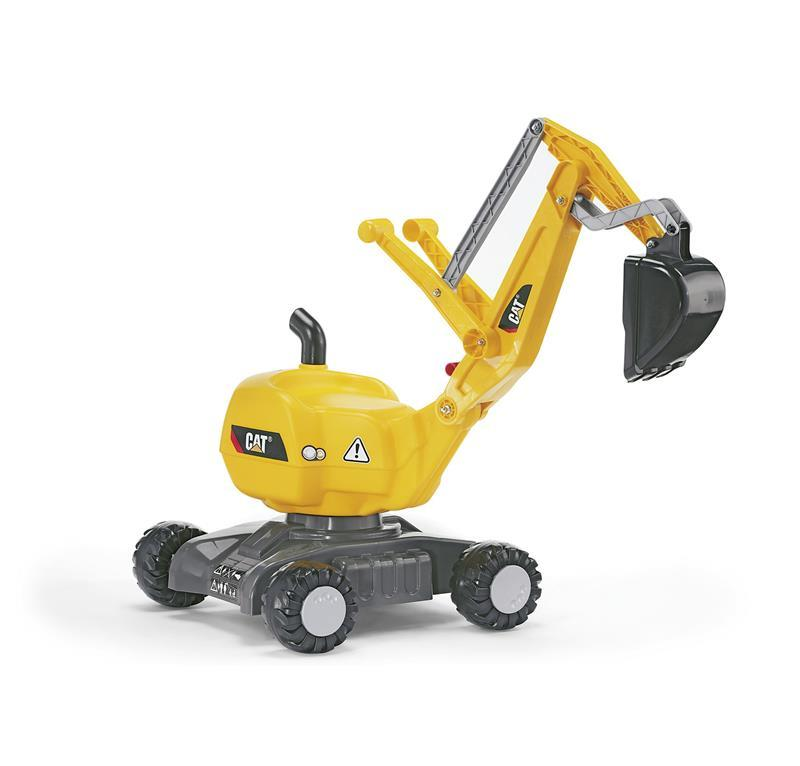 ROLLY TOYS ROLLY DIGGER RUSPA CAT cod. 421015