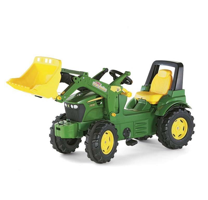 ROLLY TOYS ROLLY FARMTRAC JOHN DEERE 7930 CON RUSPA cod. 710027