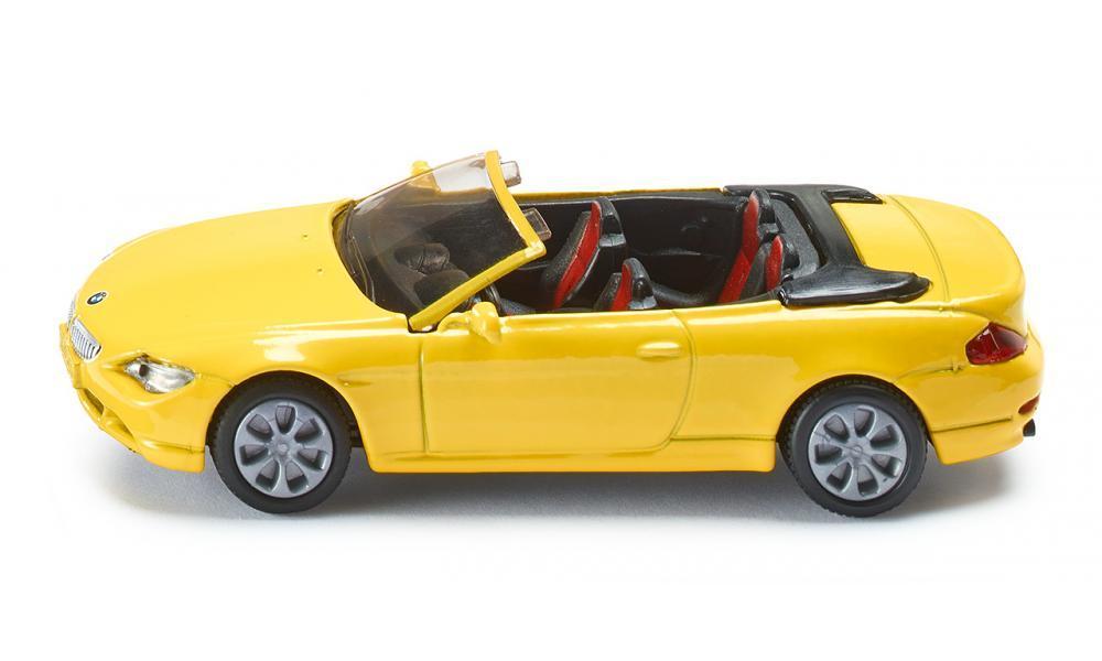 SIKU 1007 D/C BMW 645I CABRIO CONVERT