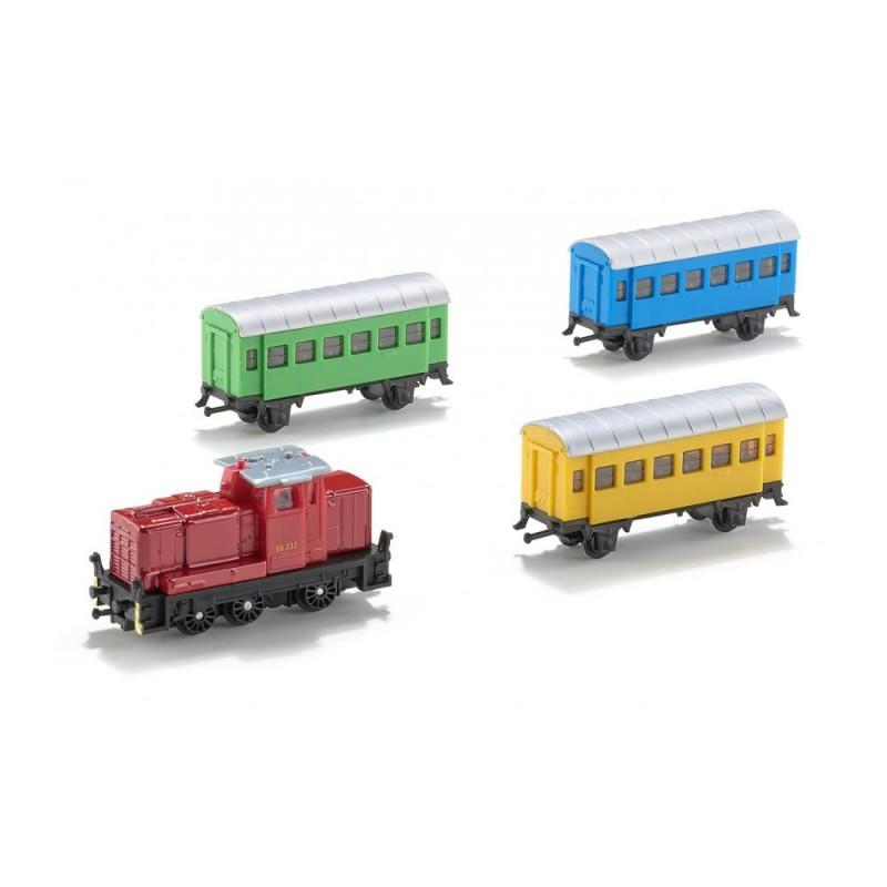 SIKU 6291 D/C SET TRENO ASS.1