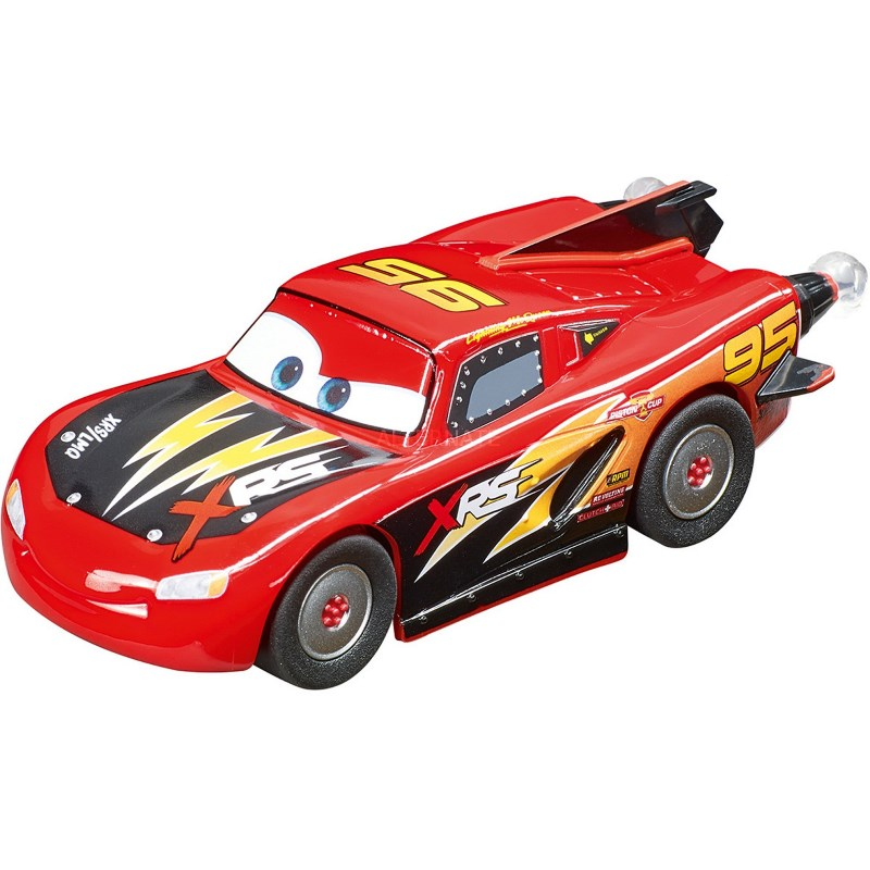 CARRERA GO!!! DISNEY PIXAR CARS- LIGHTNING MCQUEEN - ROCKET RACER 20064163