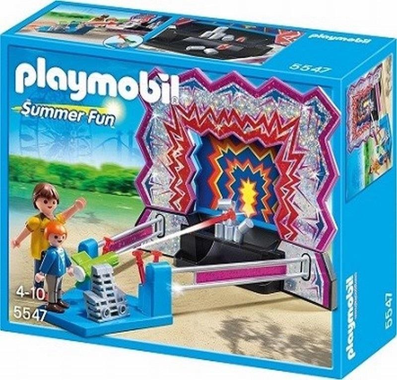 PLAYMOBIL TIRO A SEGNO 5547