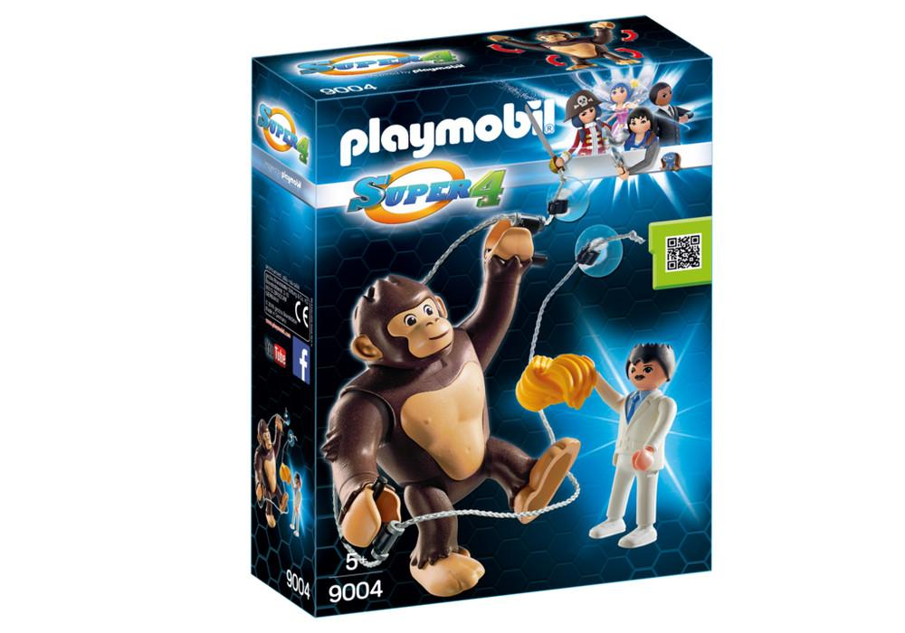 PLAYMOBIL GORILLA GIGANTE GONK  9004