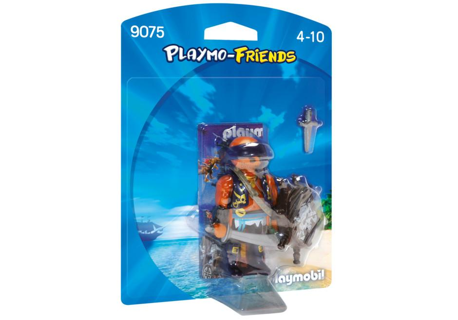 PLAYMOBIL PIRATA 9075