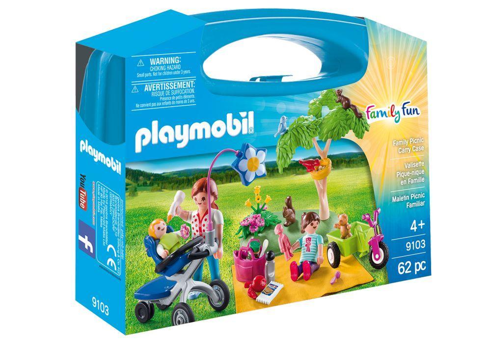PLAYMOBIL CARRY CASE PICNIC 9103