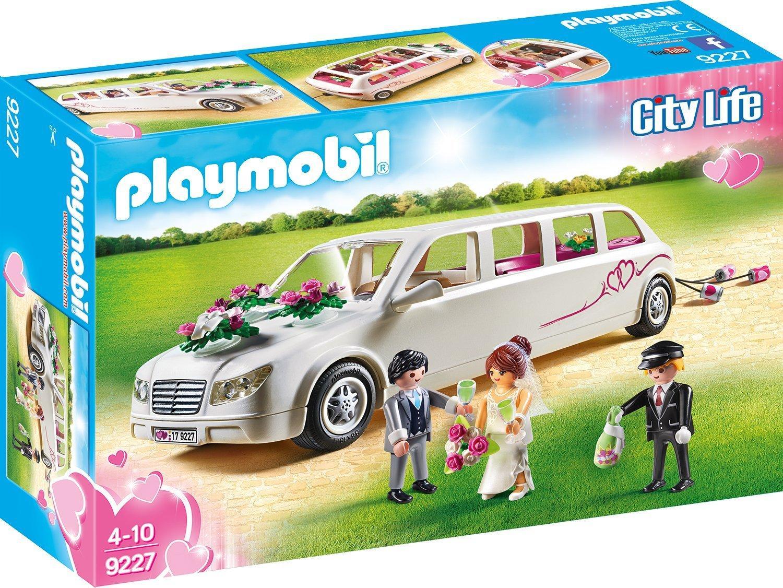 PLAYMOBIL LIMOUSINE DELLA SPOSA 9227