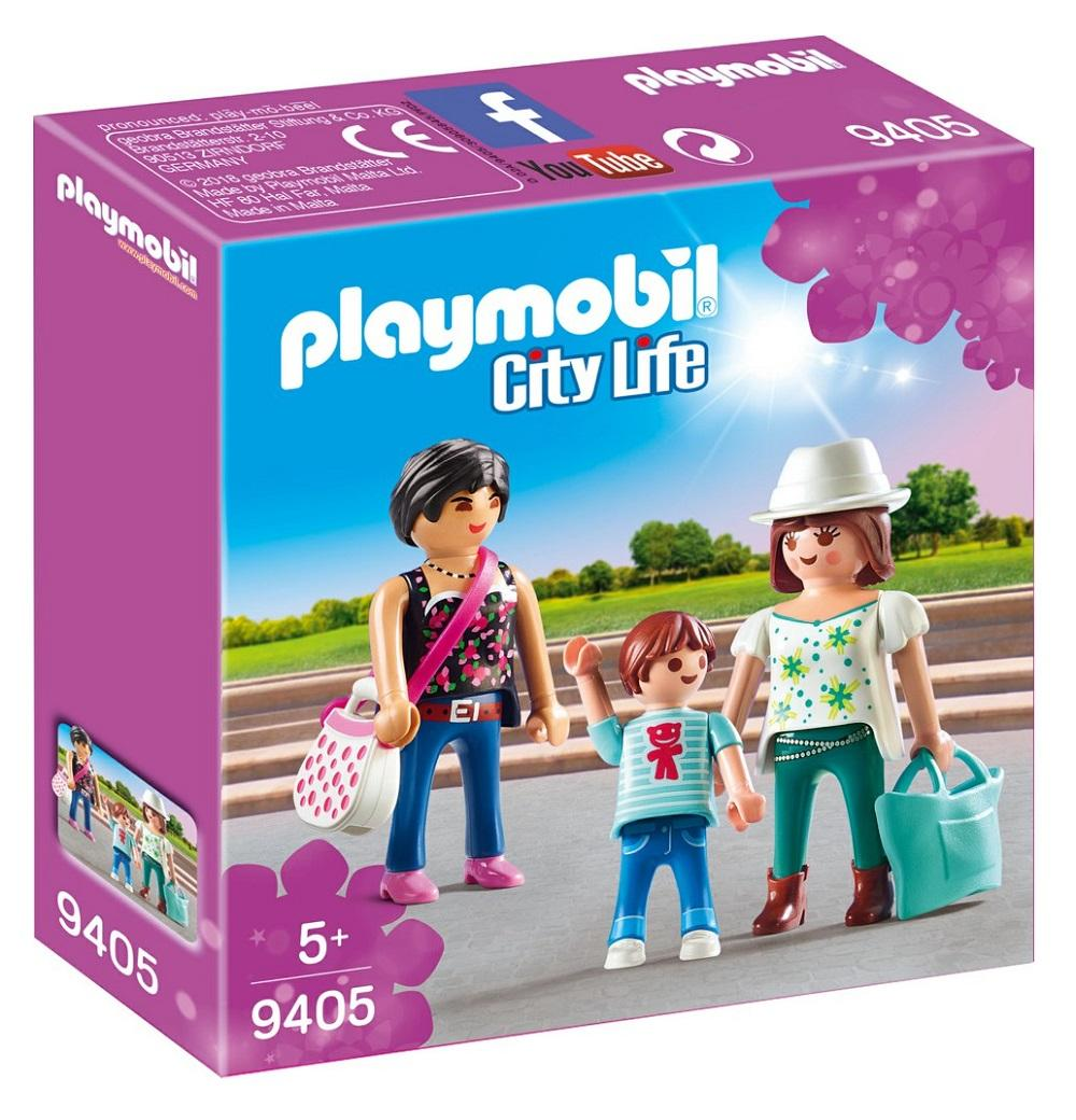PLAYMOBIL SHOPPING GIRLS 9405<br />