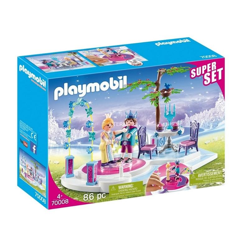 PLAYMOBIL SUPERSET BALLO REALE 70008
