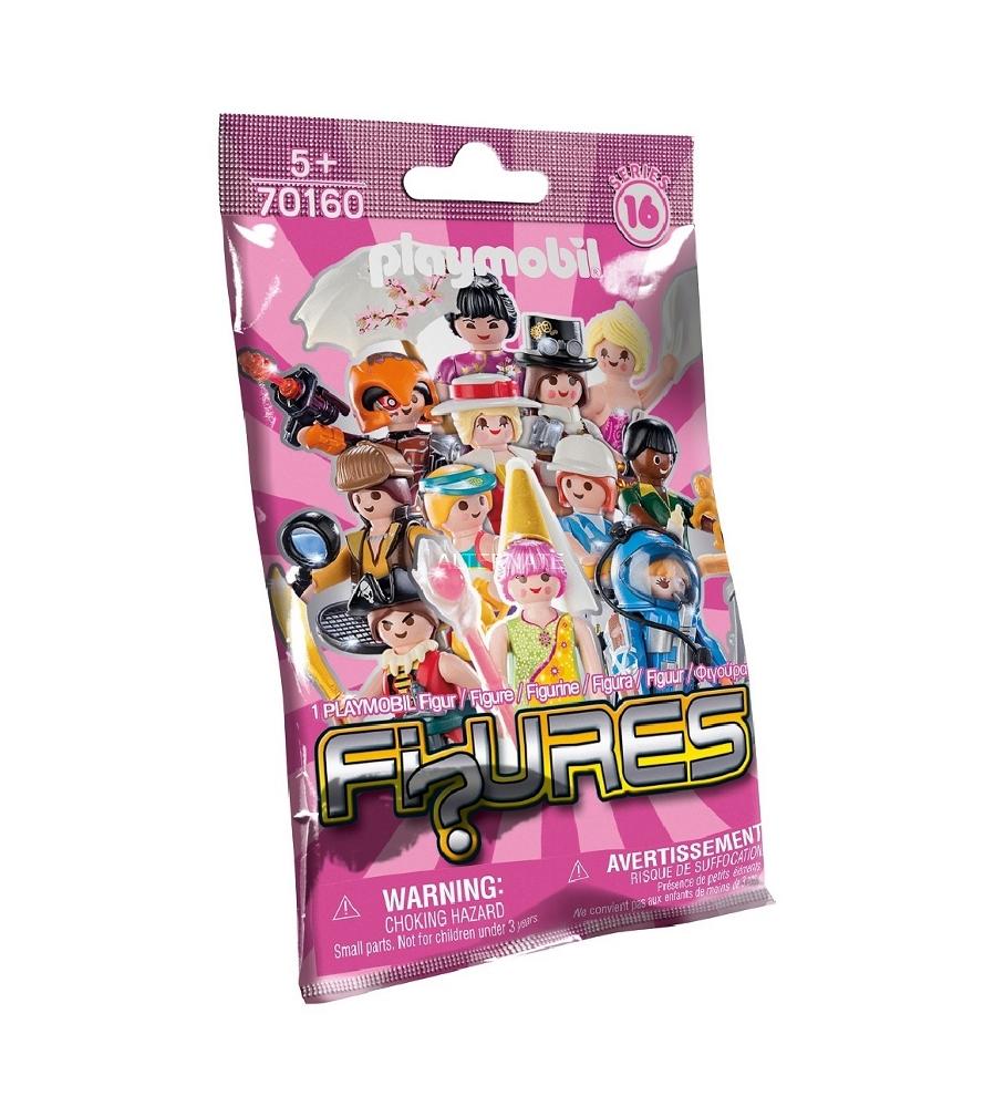 PLAYMOBIL FIGURES GIRLS S16 70160