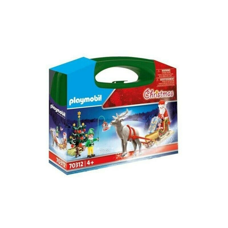 PLAYMOBIL CHRISTMAS VALIGETTA GRANDE NATALE 70312