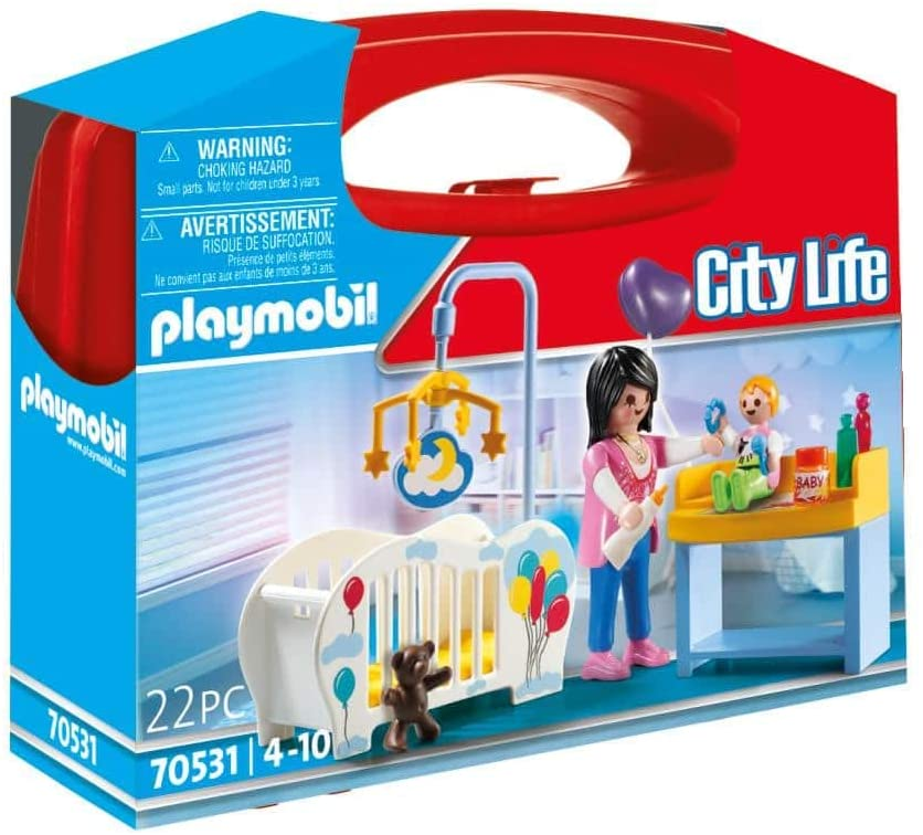 PLAYMOBIL  CARRYING CASE BABY 70531