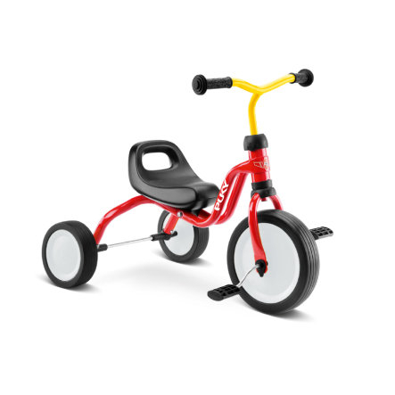 PUKY TRICICLO FITSCH ROSSO/GIALLO 2513