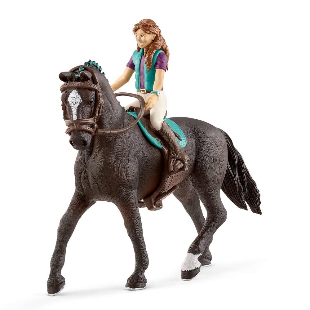 SCHLEICH HORSE CLUB LISA E STORM 42516