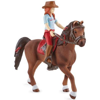 SCHLEICH HORSE CLUB HANNAH E CAYENNE 42539