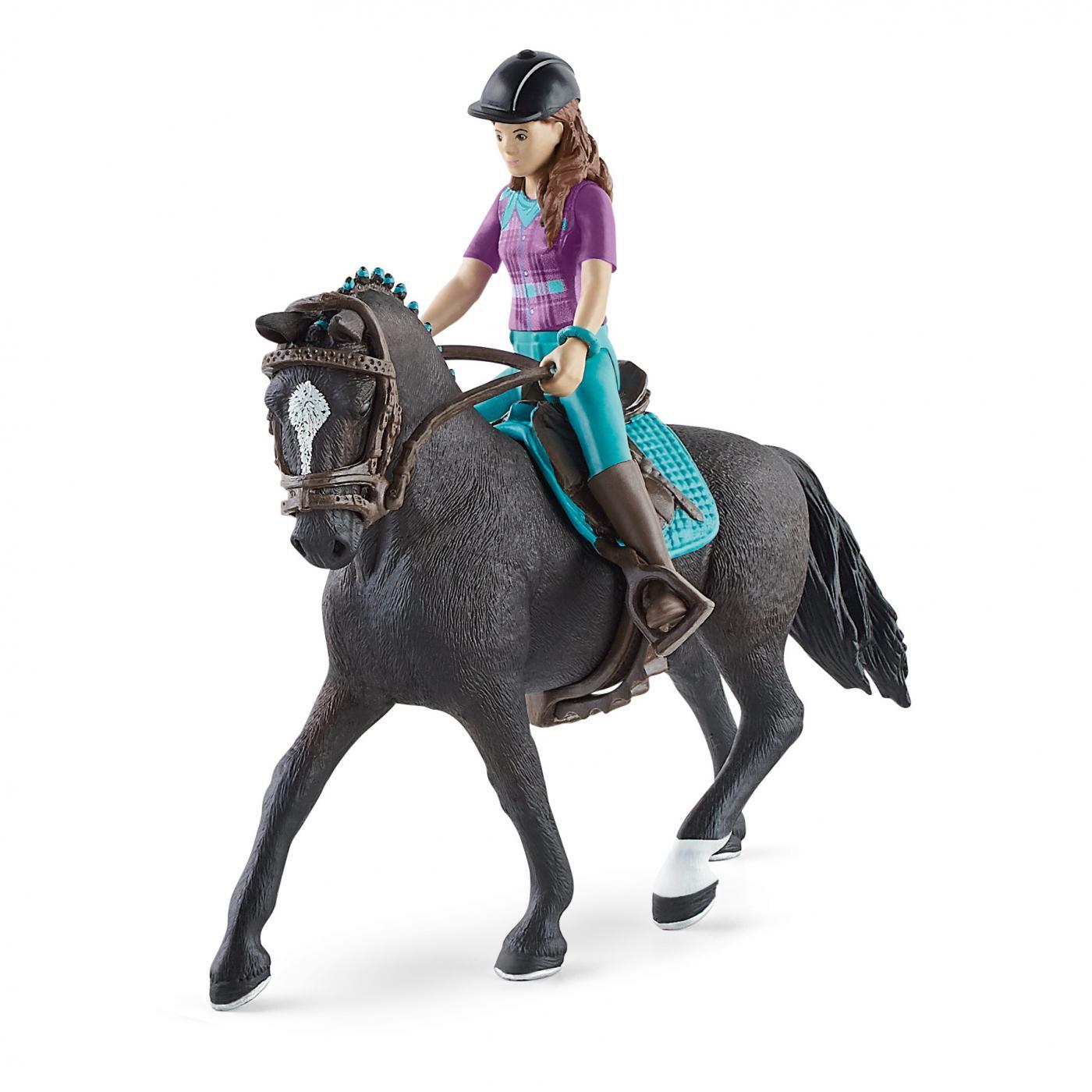 SCHLEICH HORSE CLUB LISA E STORM 42541