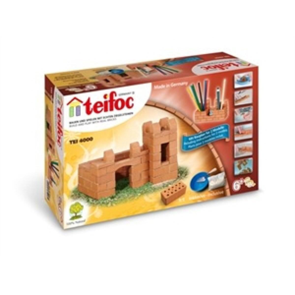 TEIFOC CASTELLO CON VARIAZIONI TEI 4000
