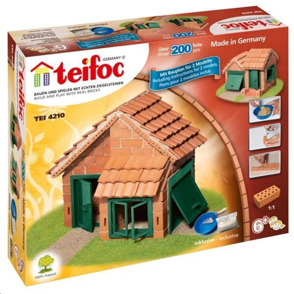 TEIFOC CASA CON TETTO IN TEGOLE TEI 4210