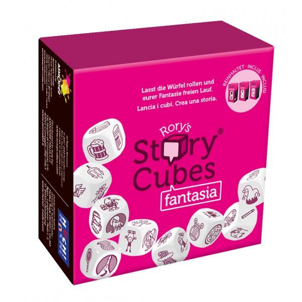 ASMODEE 8078 RORY'S STORY CUBES FANTASIA