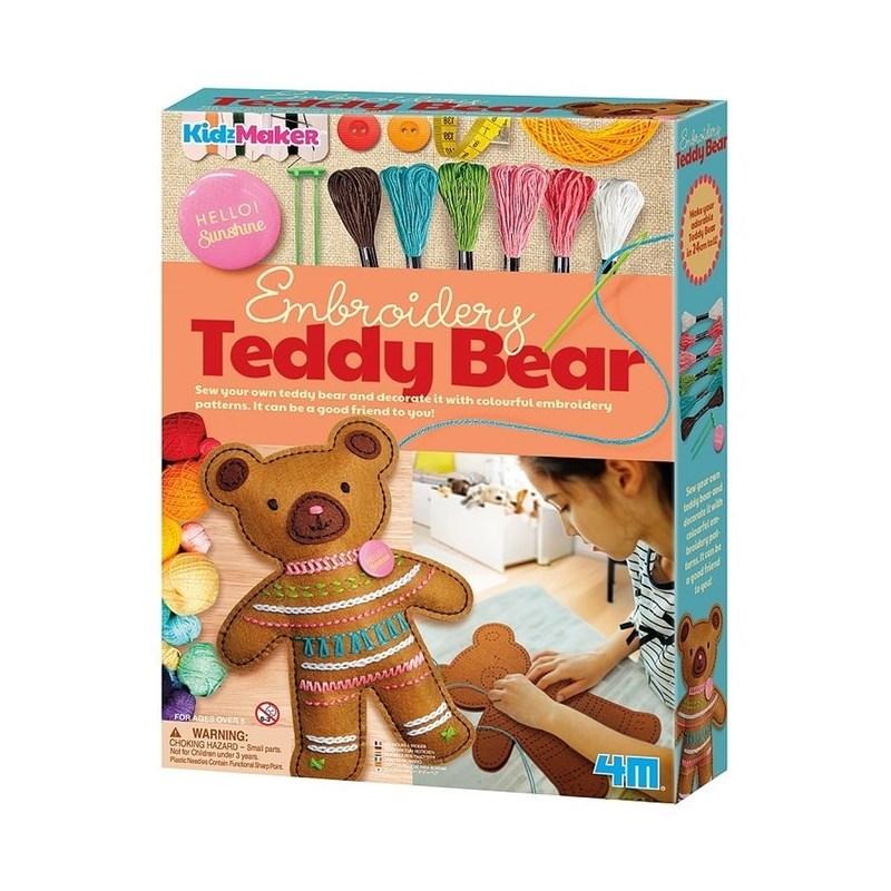 KIT - CREA IL TUO ORSETTO TEDDY BEAR
