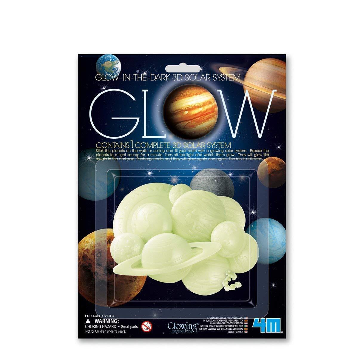 SISTEMA SOLARE 3D - GLOW
