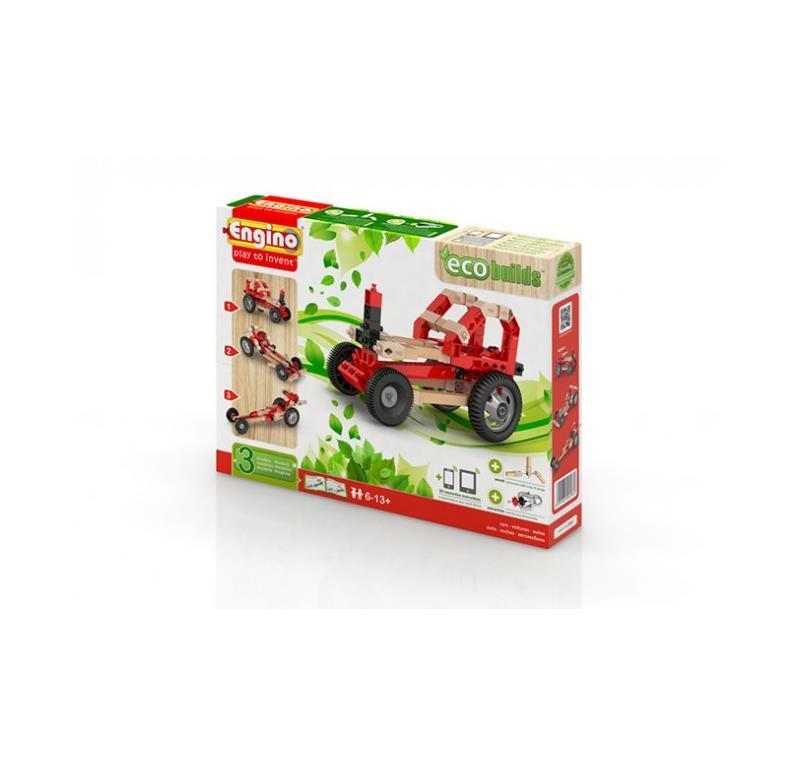 ENGINO ECO CARS 094170