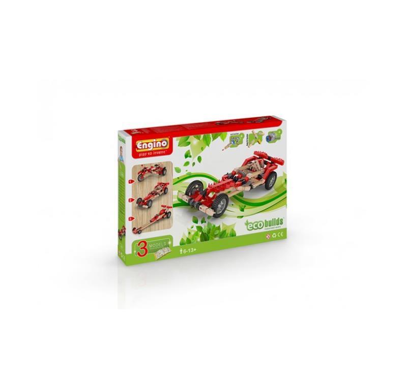 ENGINO ECO MOTORIZED RACERS 094175