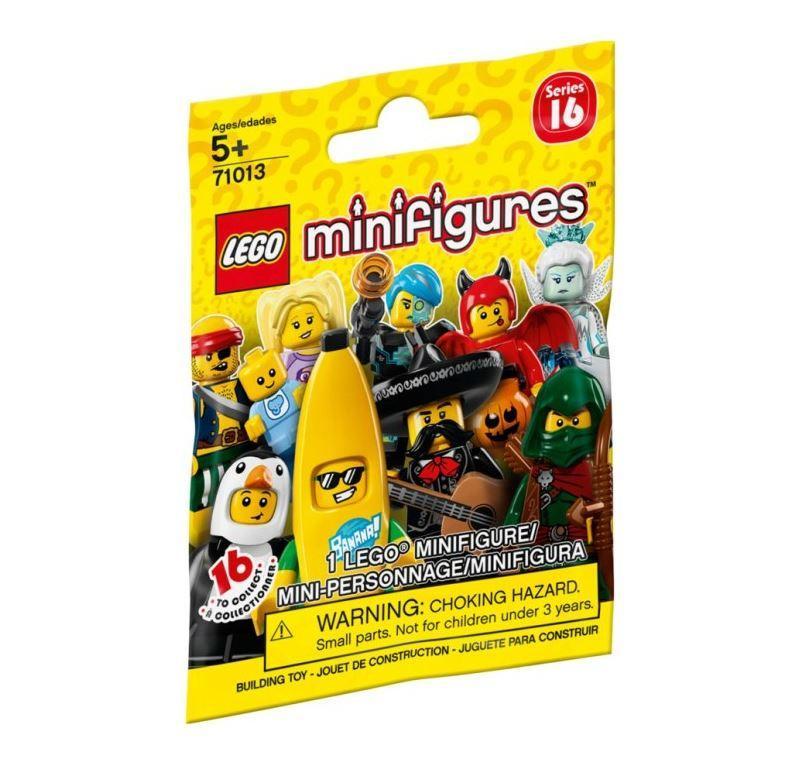 LEGO MINIFIGURES SERIE 16 71013