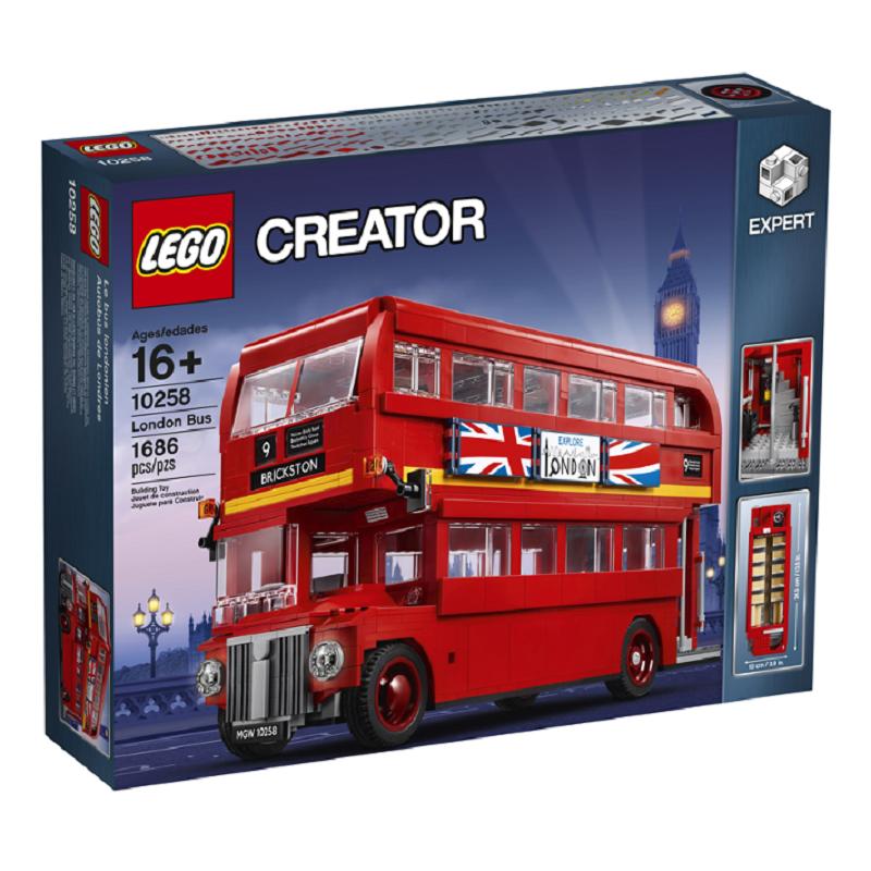 LEGO CREATOR EXPERT LONDON BUS 10258<br />