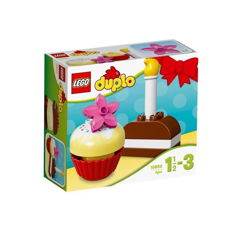 LEGO DUPLO LE MIE PRIME TORTE 10850<br />